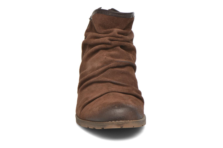 Bottines et boots Dkode Carter 3 Marron vue portées chaussures