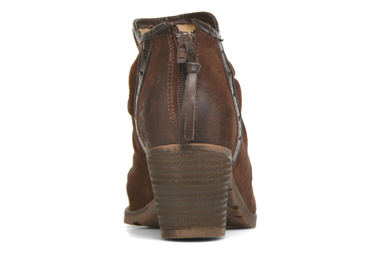 Bottines et boots Dkode Carter 3 Marron vue droite