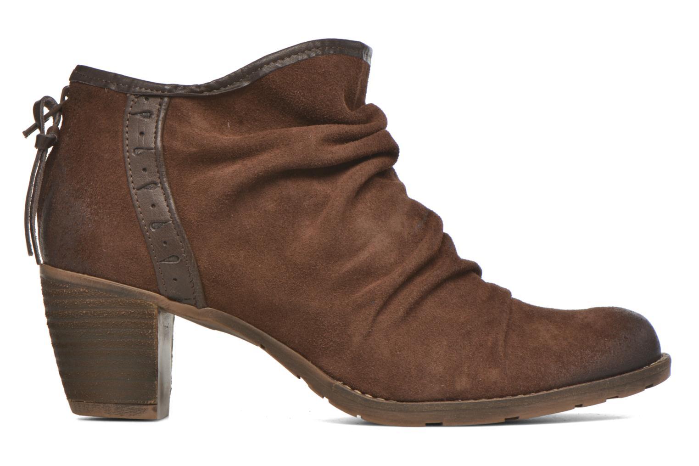 Stiefeletten & Boots Dkode Carter 3 braun ansicht von hinten