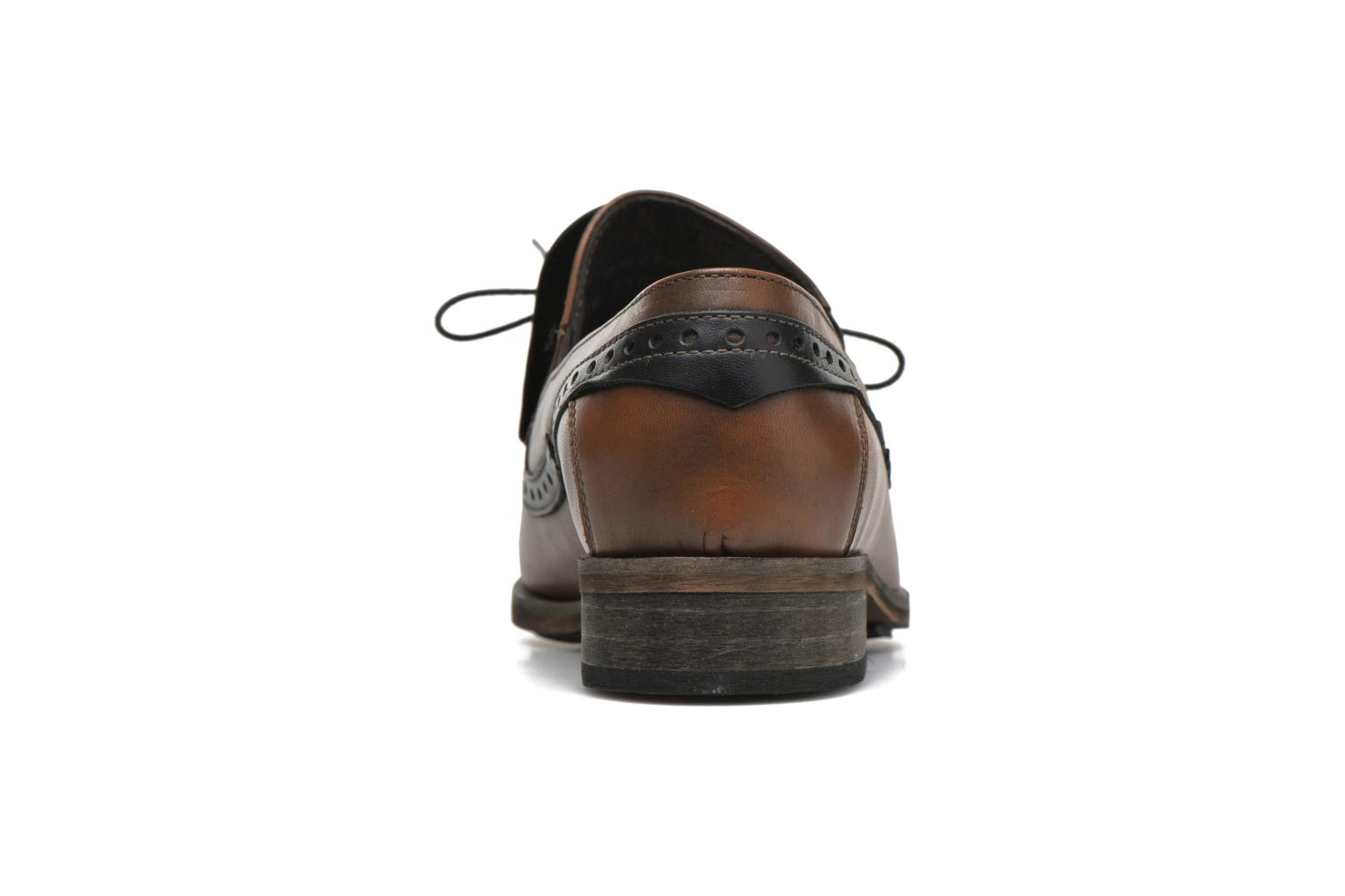 Loafers Dkode Sirian Brown view from the right