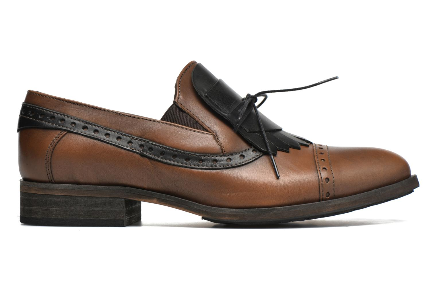 Loafers Dkode Sirian Brown back view