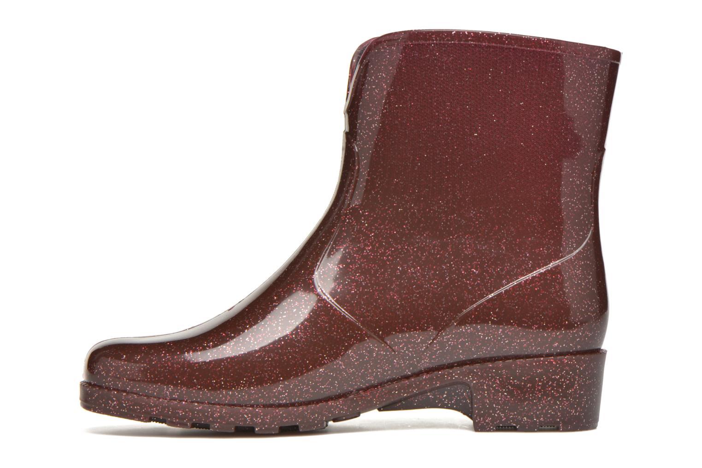 Bottines et boots Méduse Camapail Bordeaux vue face