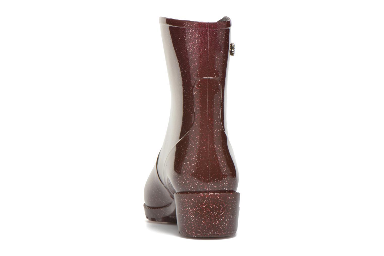 Bottines et boots Méduse Camapail Bordeaux vue droite