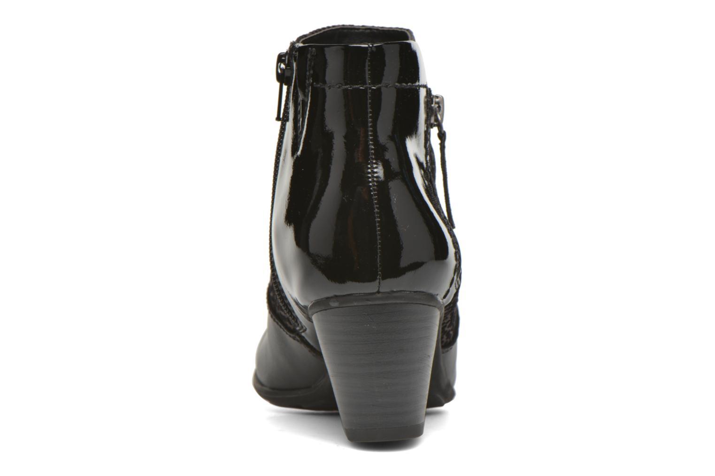Stiefeletten & Boots Jana shoes Lisette schwarz ansicht von rechts