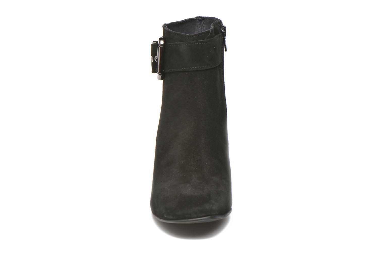 Bottines et boots Georgia Rose Mabouk Noir vue portées chaussures