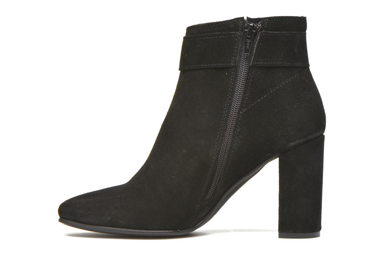 Bottines et boots Georgia Rose Mabouk Noir vue face