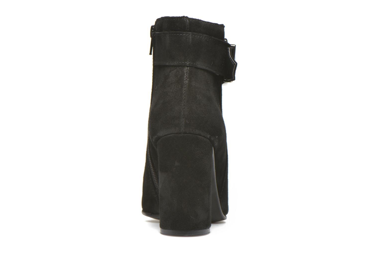 Bottines et boots Georgia Rose Mabouk Noir vue droite