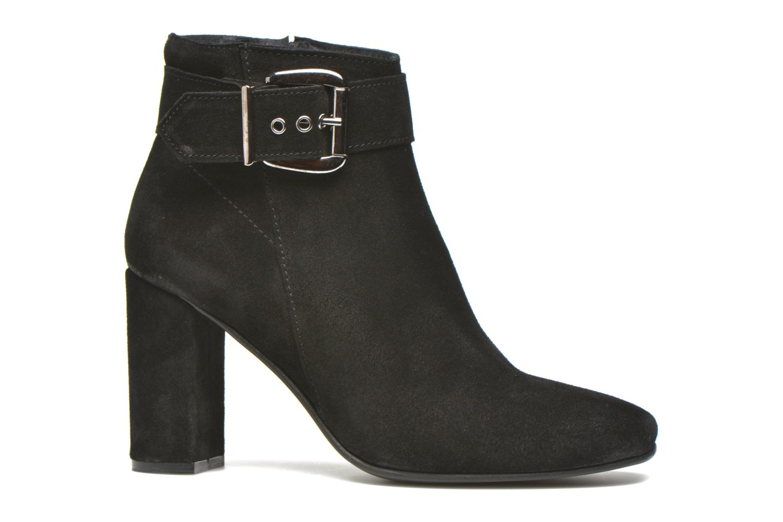 Bottines et boots Georgia Rose Mabouk Noir vue derrière