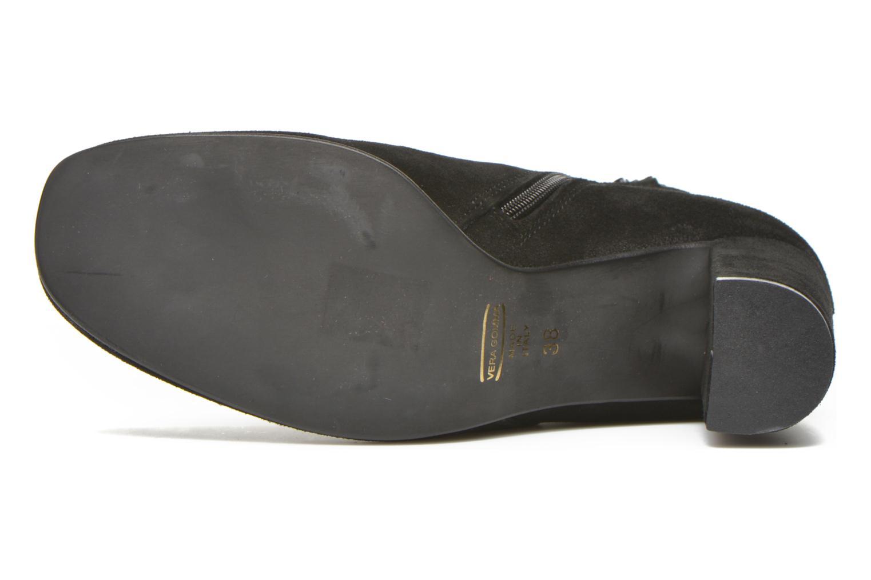 Bottines et boots Georgia Rose Mabouk Noir vue haut