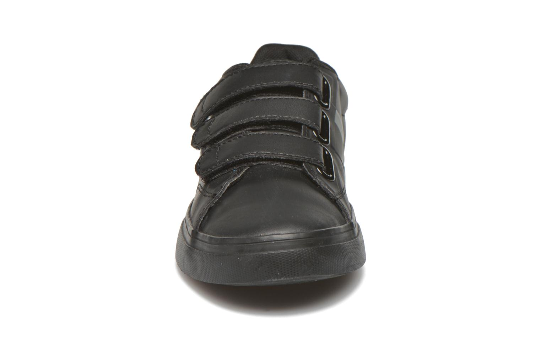 Sneaker Lacoste Fairlead 316 1 schwarz schuhe getragen