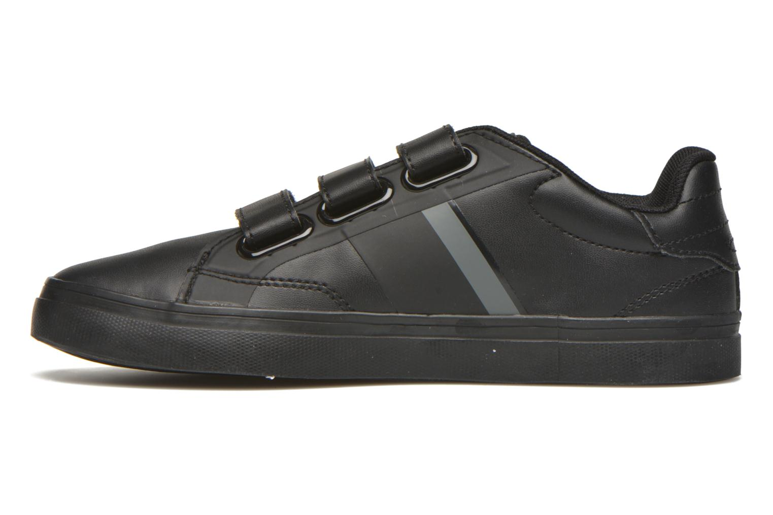 Trainers Lacoste Fairlead 316 1 Black front view