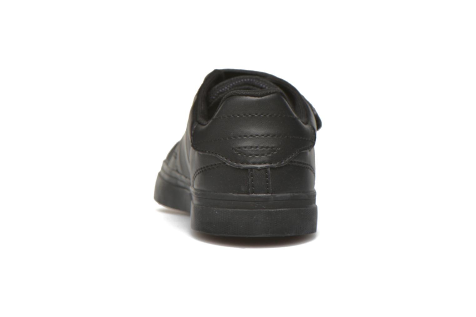 Trainers Lacoste Fairlead 316 1 Black view from the right