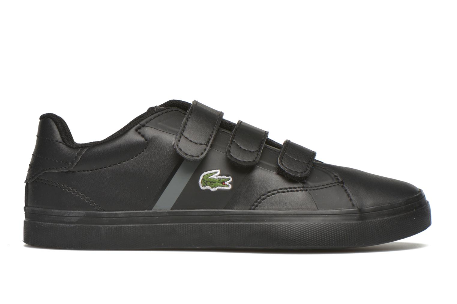 Trainers Lacoste Fairlead 316 1 Black back view