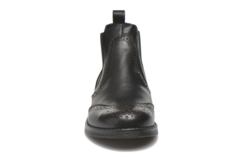 Bottines et boots Yep Joseph Noir vue portées chaussures