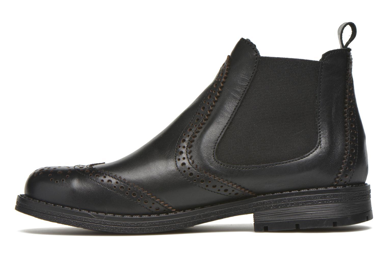 Bottines et boots Yep Joseph Noir vue face