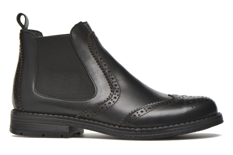 Bottines et boots Yep Joseph Noir vue derrière
