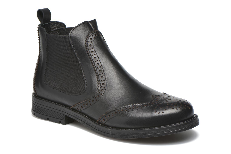 Bottines et boots Yep Joseph Noir vue détail/paire