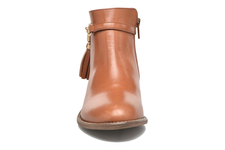 Bottines et boots Yep Flavy Marron vue portées chaussures
