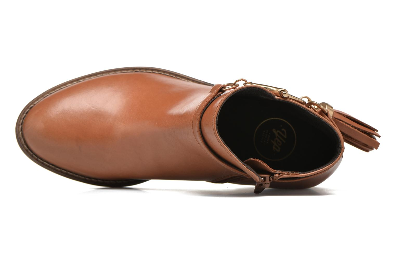 Bottines et boots Yep Flavy Marron vue gauche