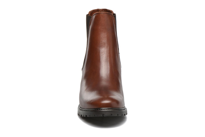 Bottines et boots Minelli Elev Marron vue portées chaussures