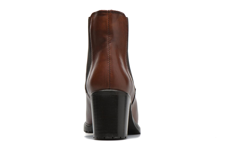 Bottines et boots Minelli Elev Marron vue droite