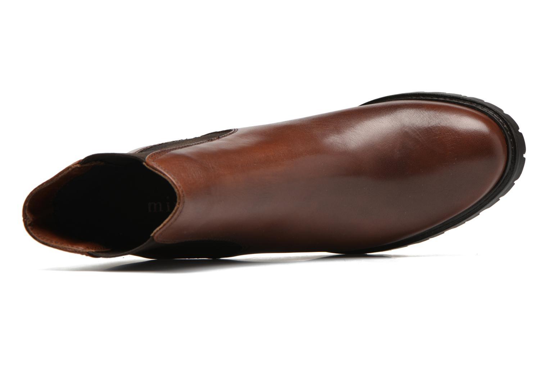 Bottines et boots Minelli Elev Marron vue gauche