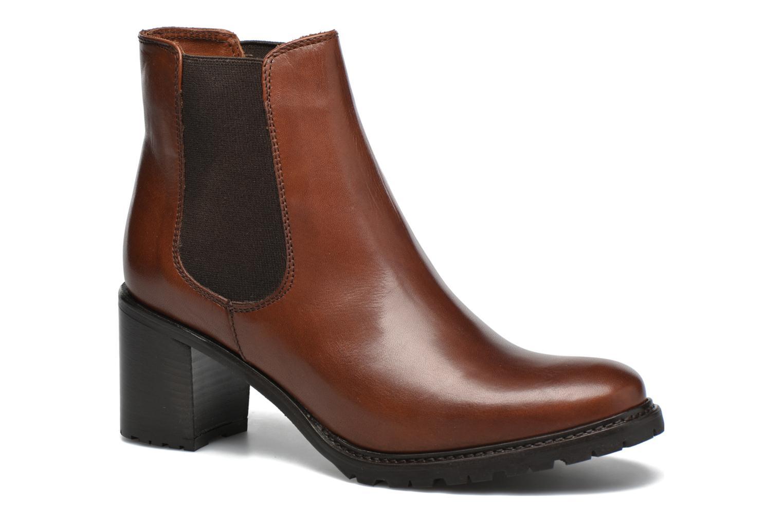 Bottines et boots Minelli Elev Marron vue détail/paire