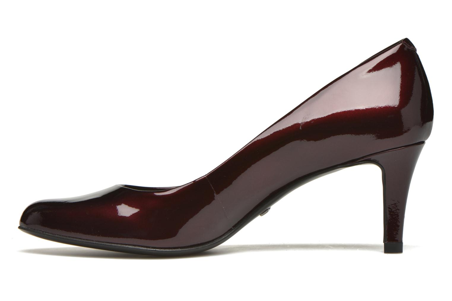 Pumps Minelli Volle Bordeaux voorkant