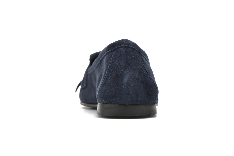 Loafers Minelli Frangy Blå Se fra højre