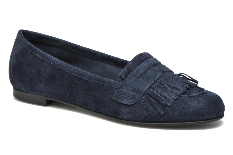 Loafers Minelli Frangy Blå detaljeret billede af skoene