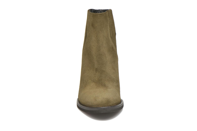 Bottines et boots Minelli Yvare Vert vue portées chaussures