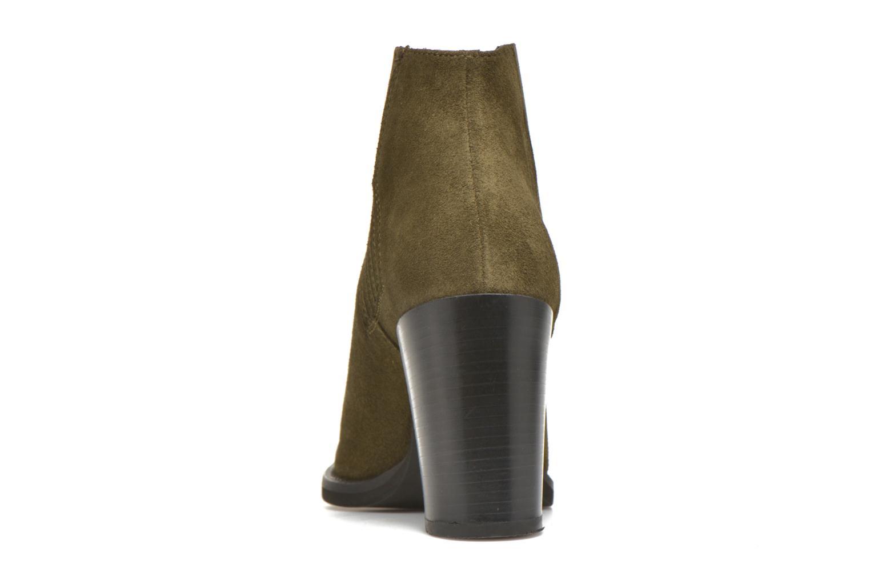 Bottines et boots Minelli Yvare Vert vue droite