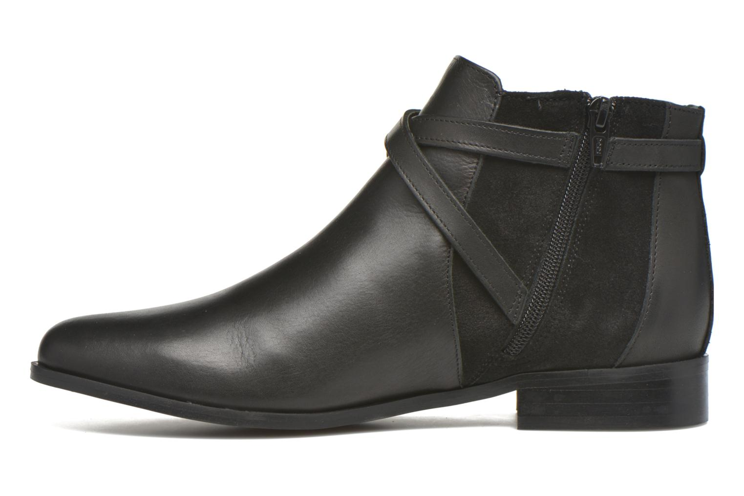 Ankle boots Minelli Hilp Black front view
