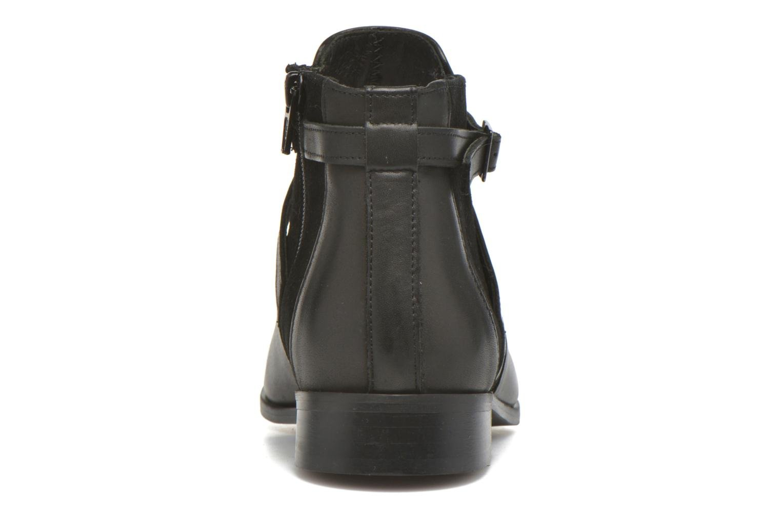 Ankle boots Minelli Hilp Black view from the right