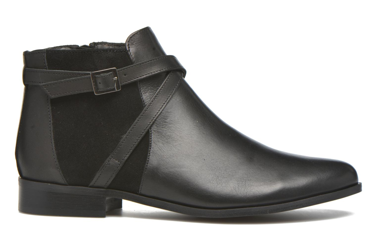 Ankle boots Minelli Hilp Black back view