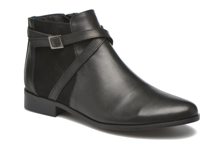 Zapatos de mujer baratos zapatos de mujer Minelli Hilp (Negro) - Botines  en Más cómodo