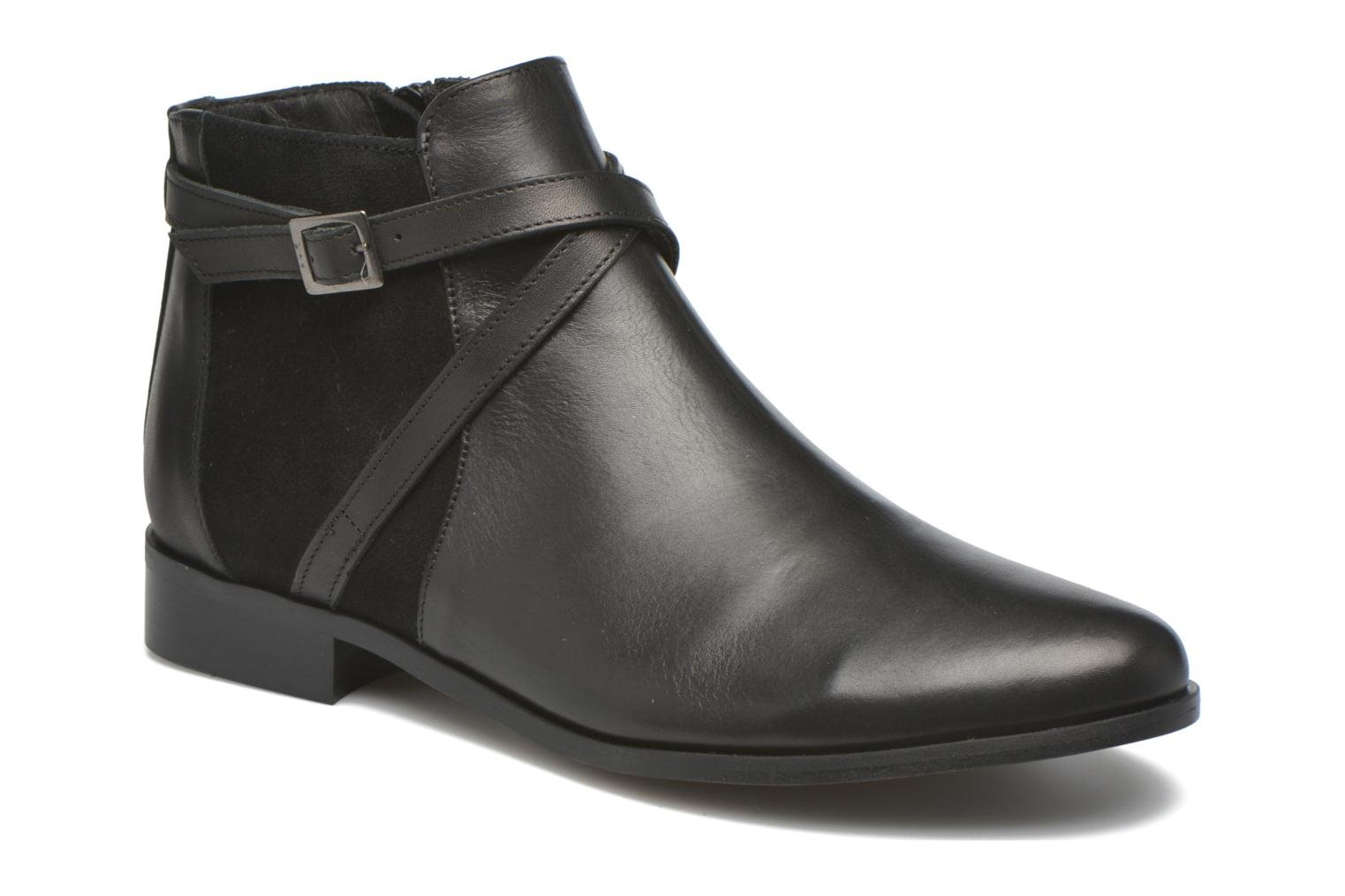 Ankle boots Minelli Hilp Black detailed view/ Pair view