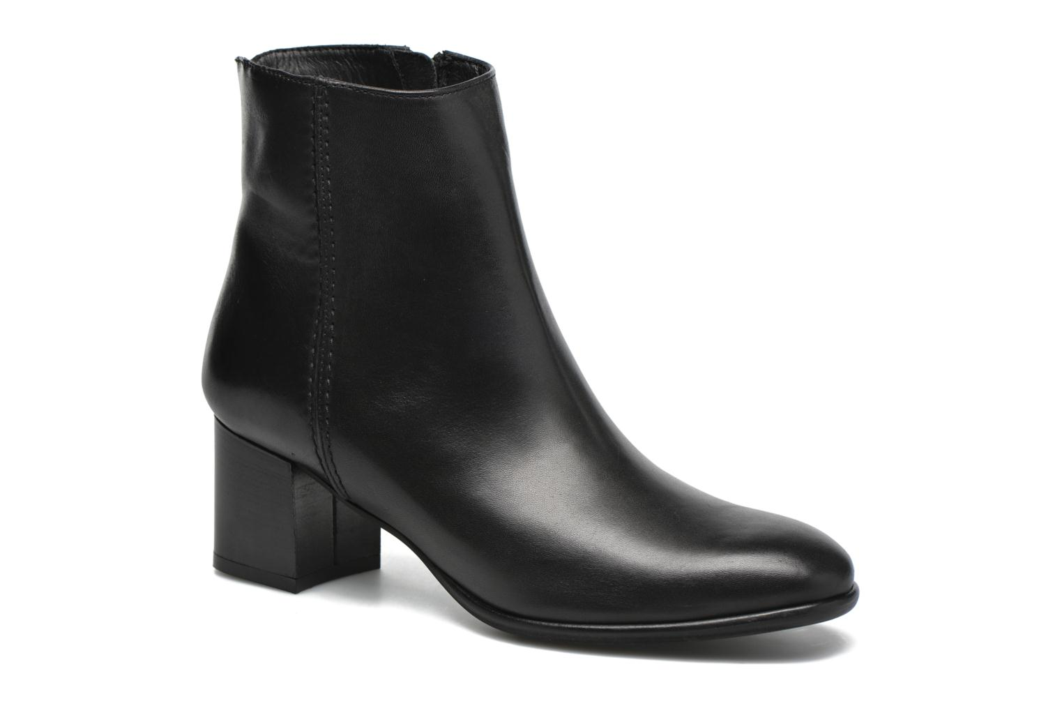 Ankle boots Minelli Golka Black detailed view/ Pair view