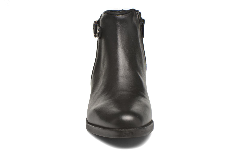 Bottines et boots Minelli Hovet Noir vue portées chaussures