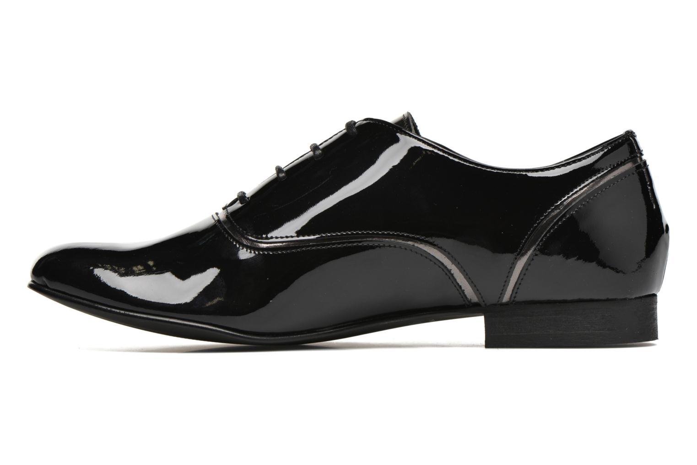 Chaussures à lacets Minelli Scintyll Noir vue face