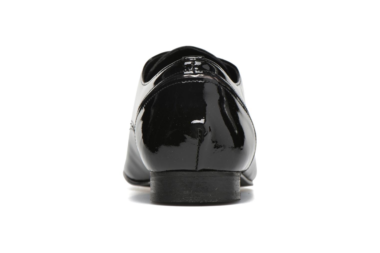 Chaussures à lacets Minelli Scintyll Noir vue droite