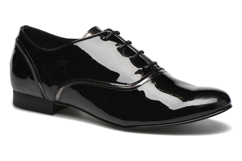 Chaussures à lacets Minelli Scintyll Noir vue détail/paire