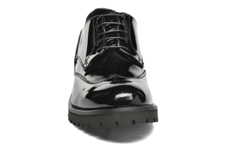 Zapatos con cordones Minelli Roke Negro vista del modelo