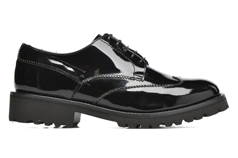 Zapatos con cordones Minelli Roke Negro vistra trasera