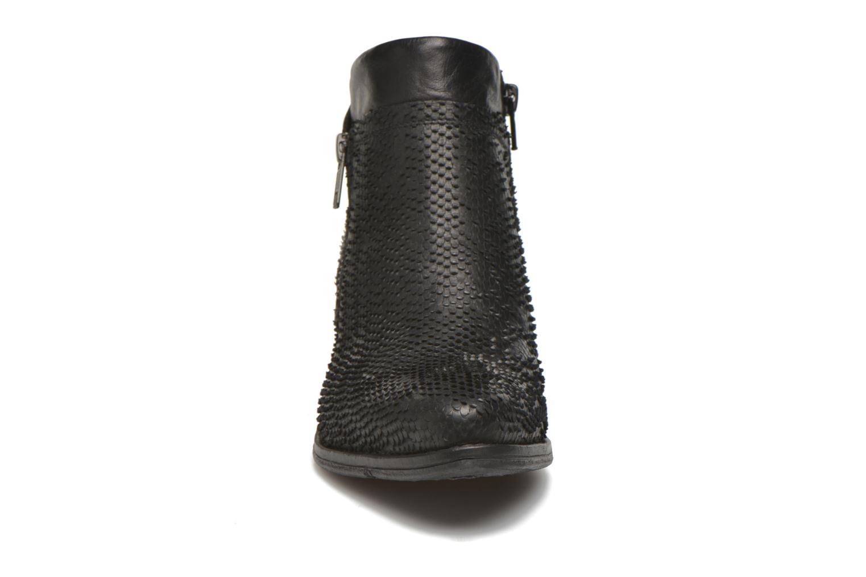 Bottines et boots Khrio Tubunus Noir vue portées chaussures