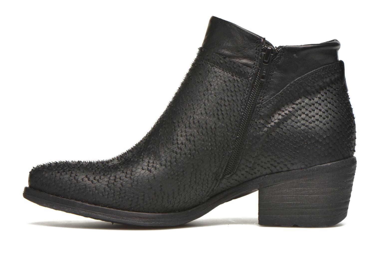 Bottines et boots Khrio Tubunus Noir vue face