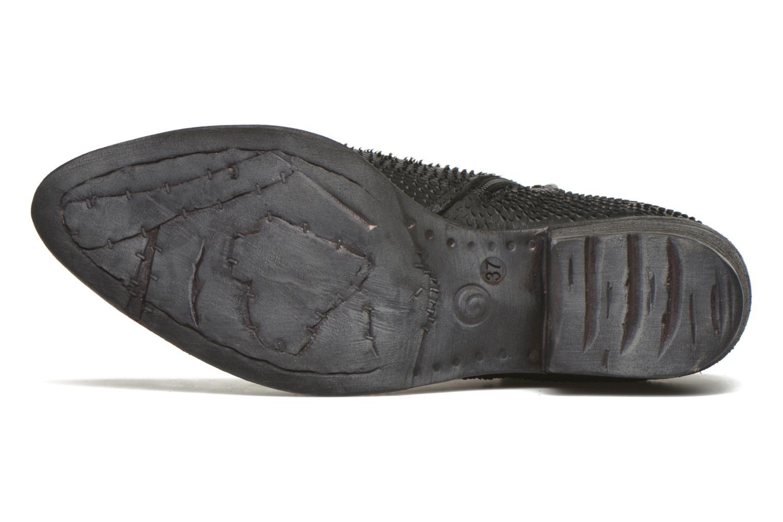 Bottines et boots Khrio Tubunus Noir vue haut