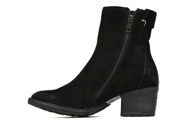 Bottines et boots Khrio Michini Noir vue face