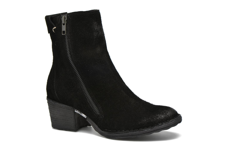Bottines et boots Khrio Michini Noir vue détail/paire