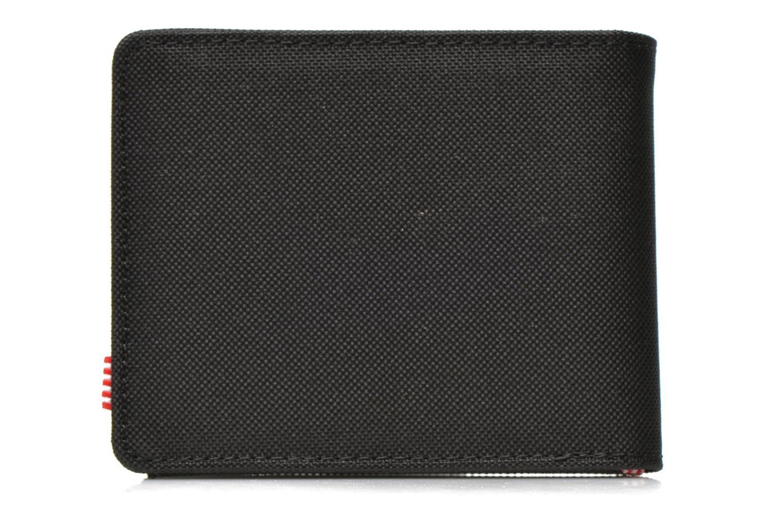 Wallets & cases Herschel ROY COIN Portefeuille Black front view